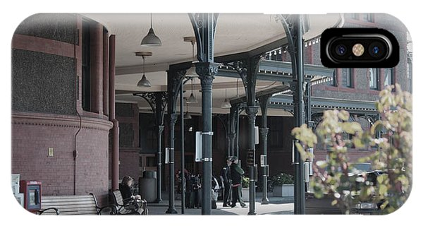 Union Street Station IPhone Case