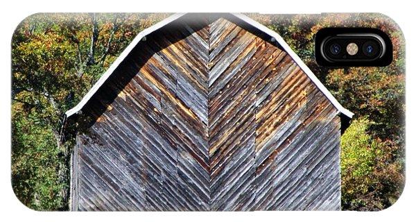 Unique Barn Phone Case by Christine Bradley