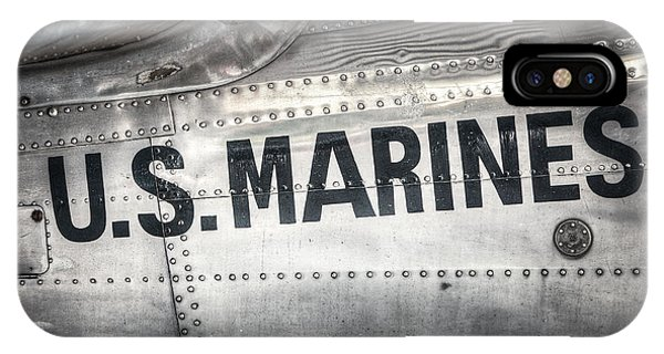 United States Marines - Beech C-45h Expeditor IPhone Case