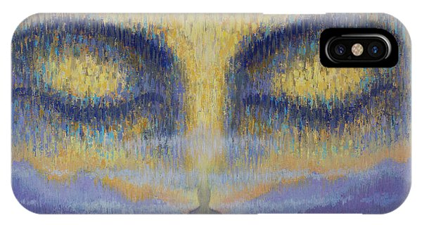 Buddhism iPhone Case - Unity by Vrindavan Das