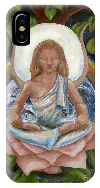 Universal Goddess IPhone Case