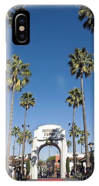 Universal Studios Red Carpet IPhone Case