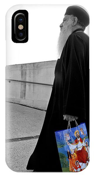 Unorthodox Shopping Bag IPhone Case