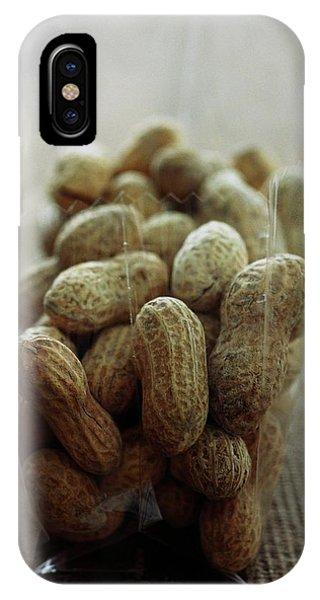 Unshelled Peanuts IPhone Case