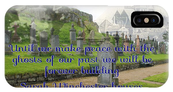 Until We Make Peace IPhone Case