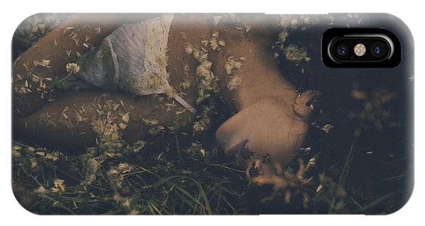 Outside iPhone Case - Untitled by || Roman Danilov