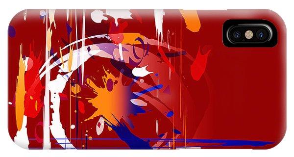Untitled 35 IPhone Case