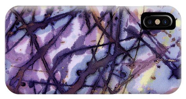 Purple Rain IPhone Case