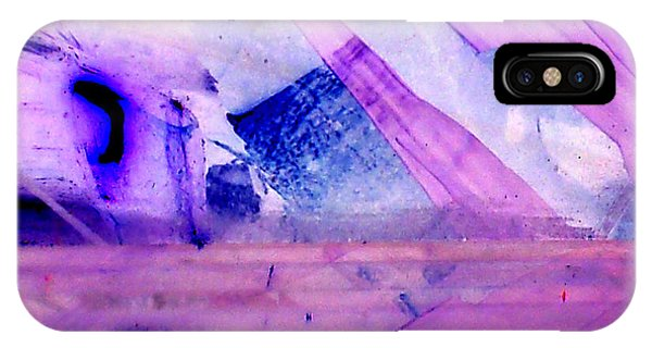iPhone Case - Untitled Abstract 2b by B L Hickman