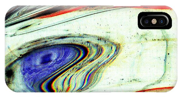 iPhone Case - Untitled Abstracts 10b by B L Hickman