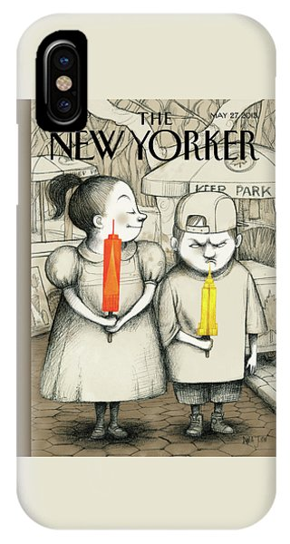New Yorker May 27th, 2013 IPhone Case