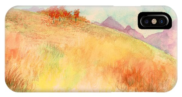 Untitled Autumn Piece IPhone Case
