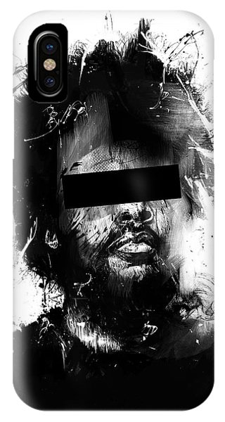 Men iPhone Case - Untitled by Balazs Solti