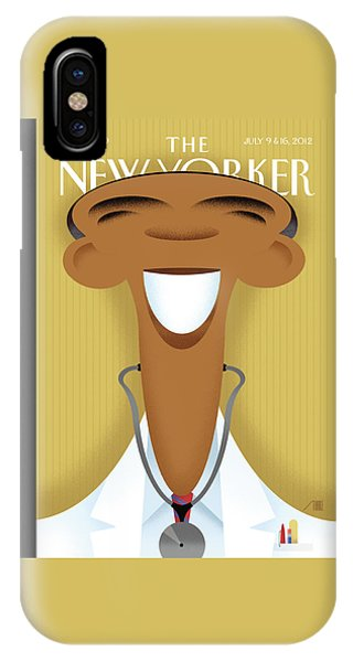 New Yorker July 9th, 2012 IPhone Case