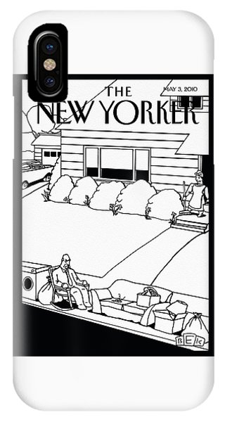 New Yorker May 3rd, 2010 IPhone Case