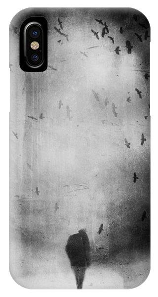 Grain iPhone Case - Untitled by Daniela Riegler