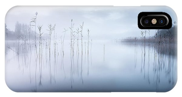 Long Exposure iPhone Case - Untitled by David Ahern