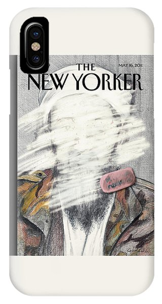 New Yorker May 16th, 2011 IPhone Case
