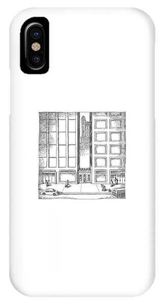 New Yorker December 12th, 2005 IPhone Case