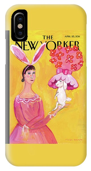 New Yorker April 25th, 2011 IPhone Case
