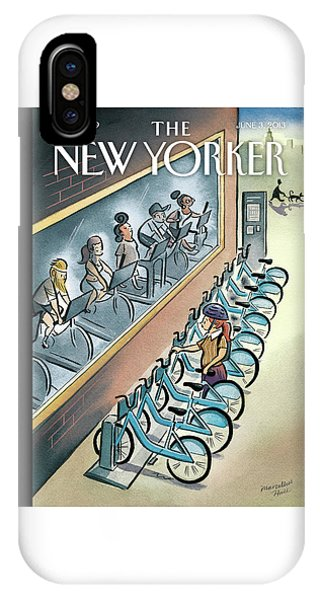 New Yorker June 3, 2013 IPhone Case