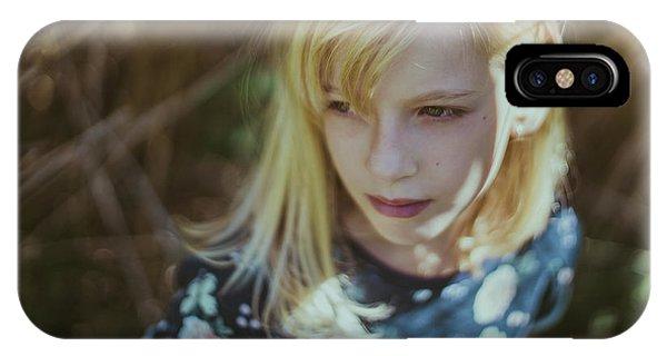 Outside iPhone Case - Untitled by Marina Geleva