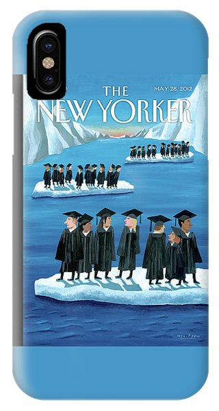 New Yorker May 28th, 2012 IPhone Case