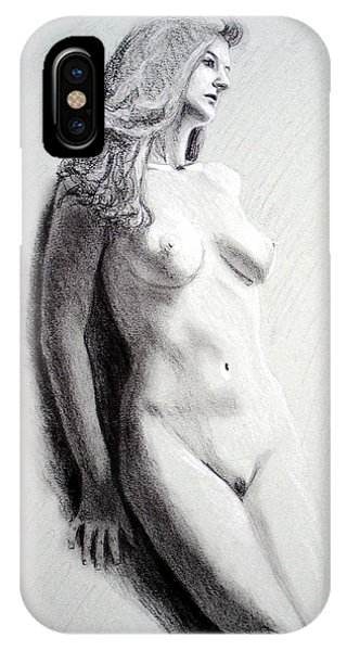 Untitled Nude IPhone Case