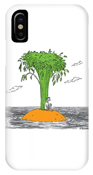 New Yorker January 16th, 2017 IPhone Case