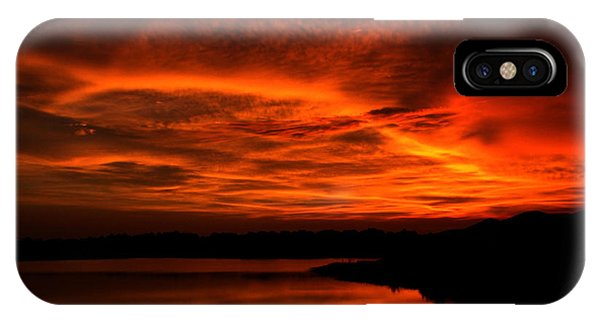 Untitled Sunset #38 IPhone Case