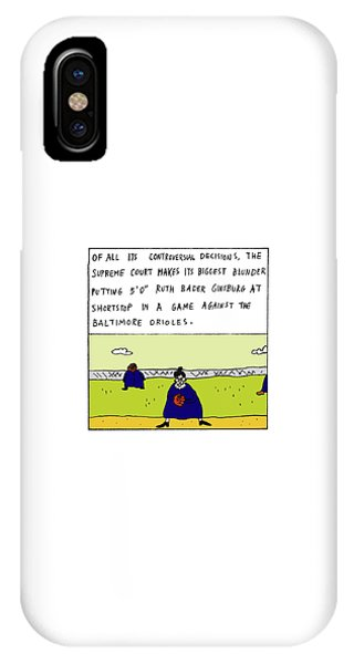 Of All Its Controversial Decisions IPhone Case