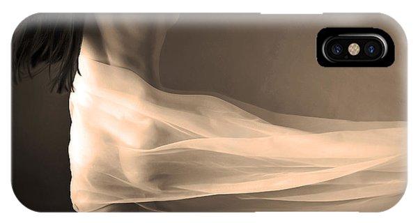 Unveiled IPhone Case