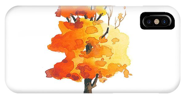 Tree iPhone Case - Unveiling by Christine Camp