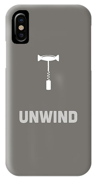 Kitchen iPhone Case - Unwind by Nancy Ingersoll