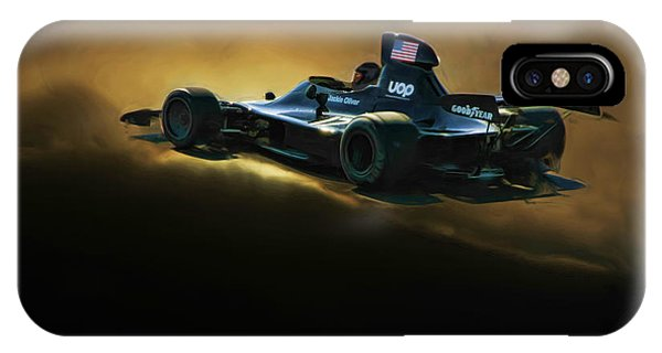Uop Shadow F1 Car IPhone Case