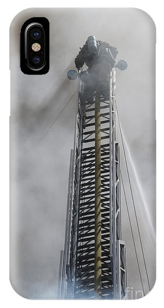 Up In Smoke Phone Case by Dan Holm