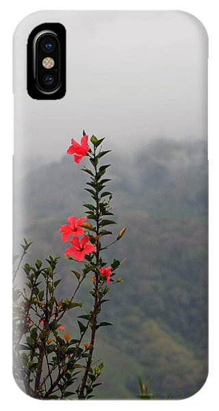 Up In The Mountains IPhone Case