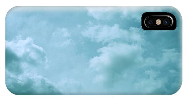 Up Into The Heavens IPhone Case