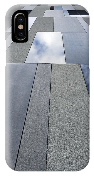 Up The Wall IPhone Case