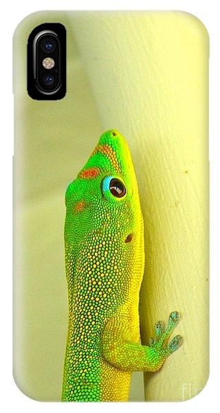 Upclose IPhone Case