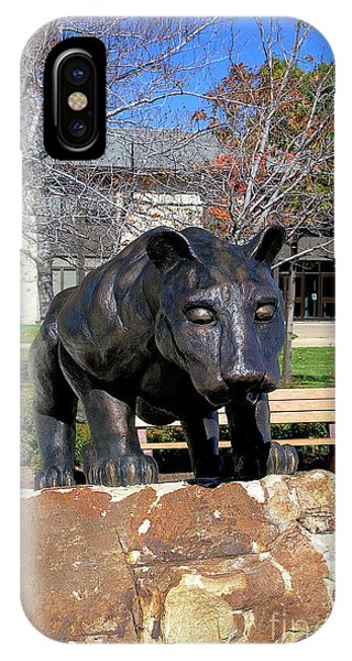 Upj Panther IPhone Case