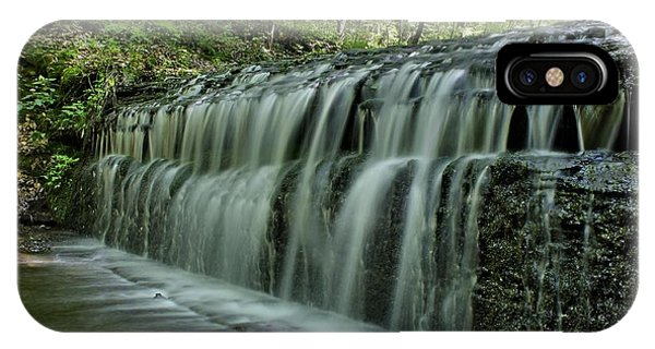 Upper Falls At Stillhouse Hollow IPhone Case