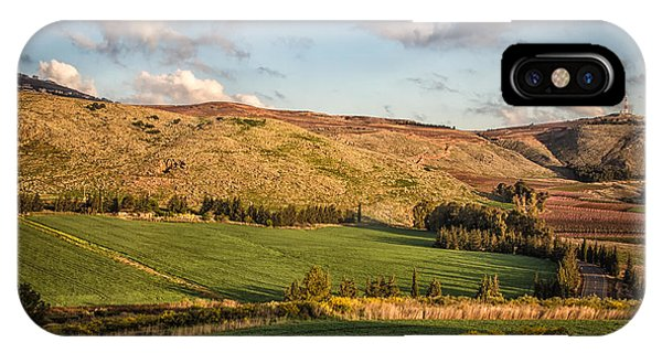 Upper Galilee IPhone Case
