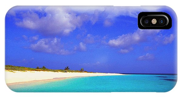 Upper Shoal Bay IPhone Case