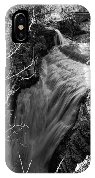 Upper Taughannock IPhone Case
