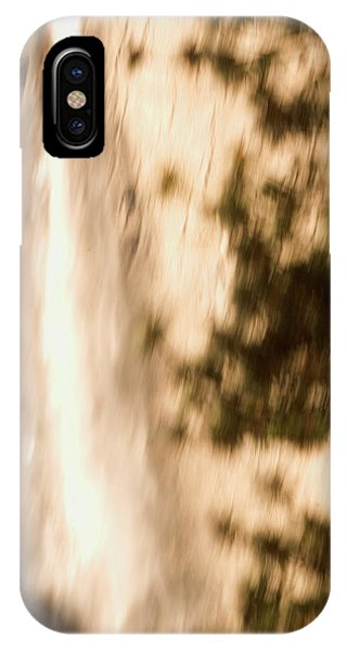 iPhone Case - Upper Yosemite Fall In Yosemite Valley by Phil Schermeister