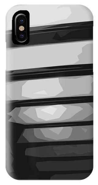Upside Down Staircase IPhone Case