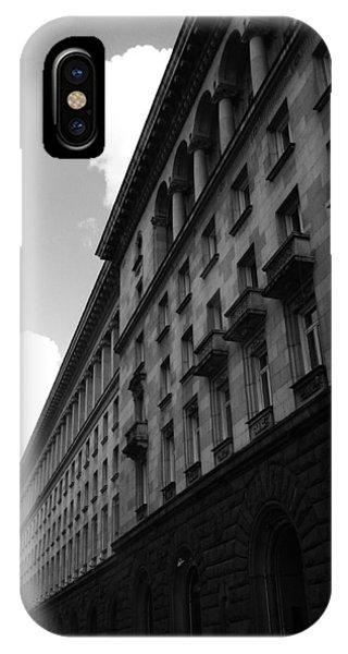 Urban Beauty IPhone Case
