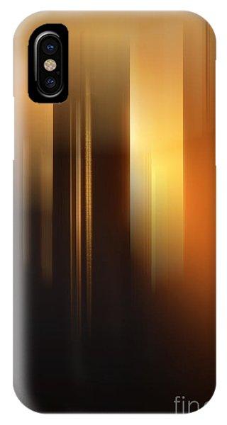Urban Dawn II IPhone Case