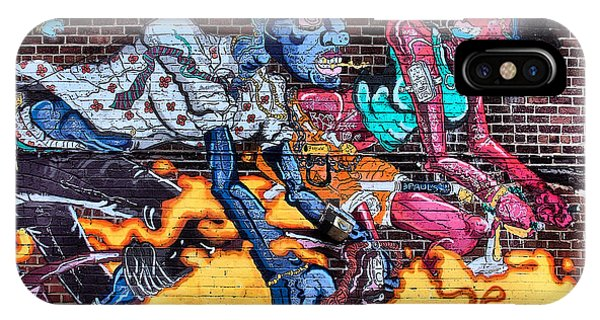 Urban Graffitti IPhone Case